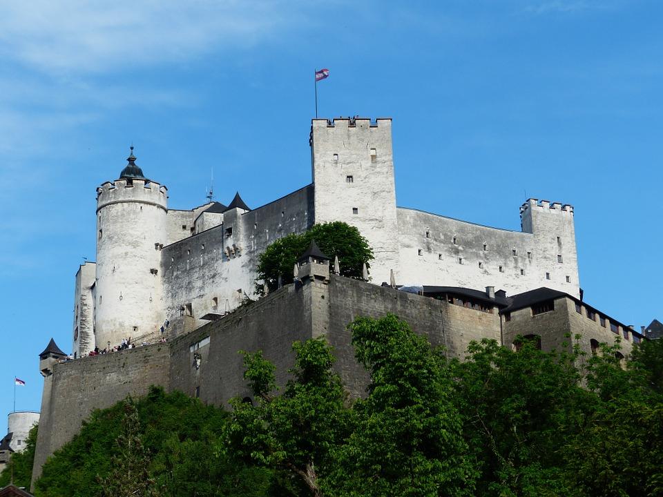 Fortaleza Hohen Salzburg