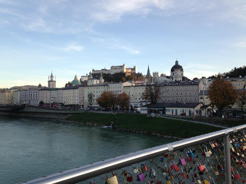 Ciudad de Salzburgo