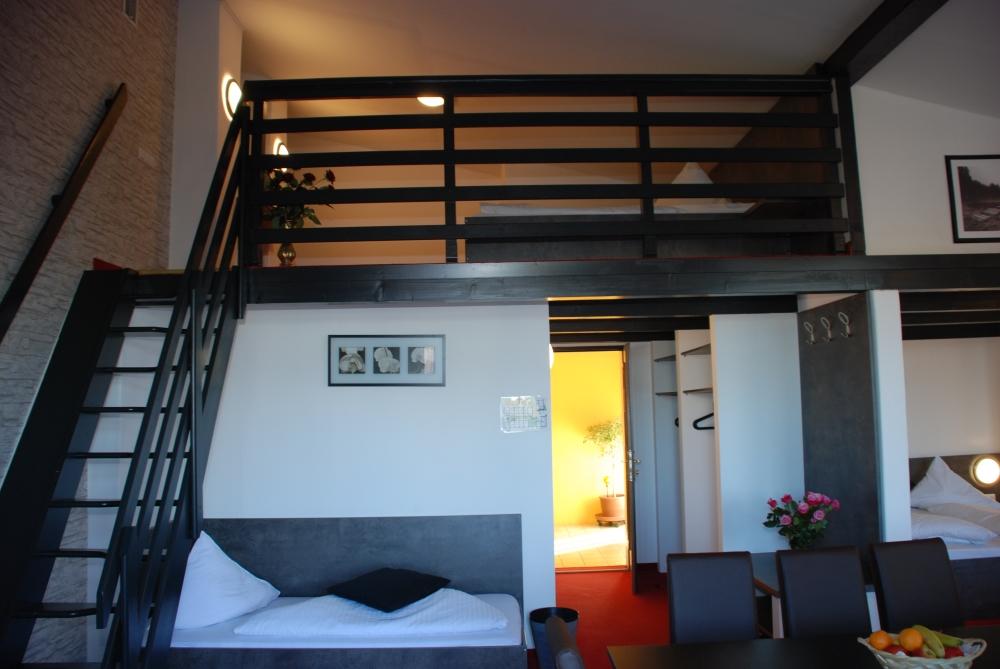 Appartamentino su 2 livelli