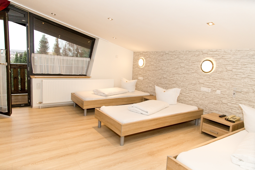 Suite Junior con vista Montagna