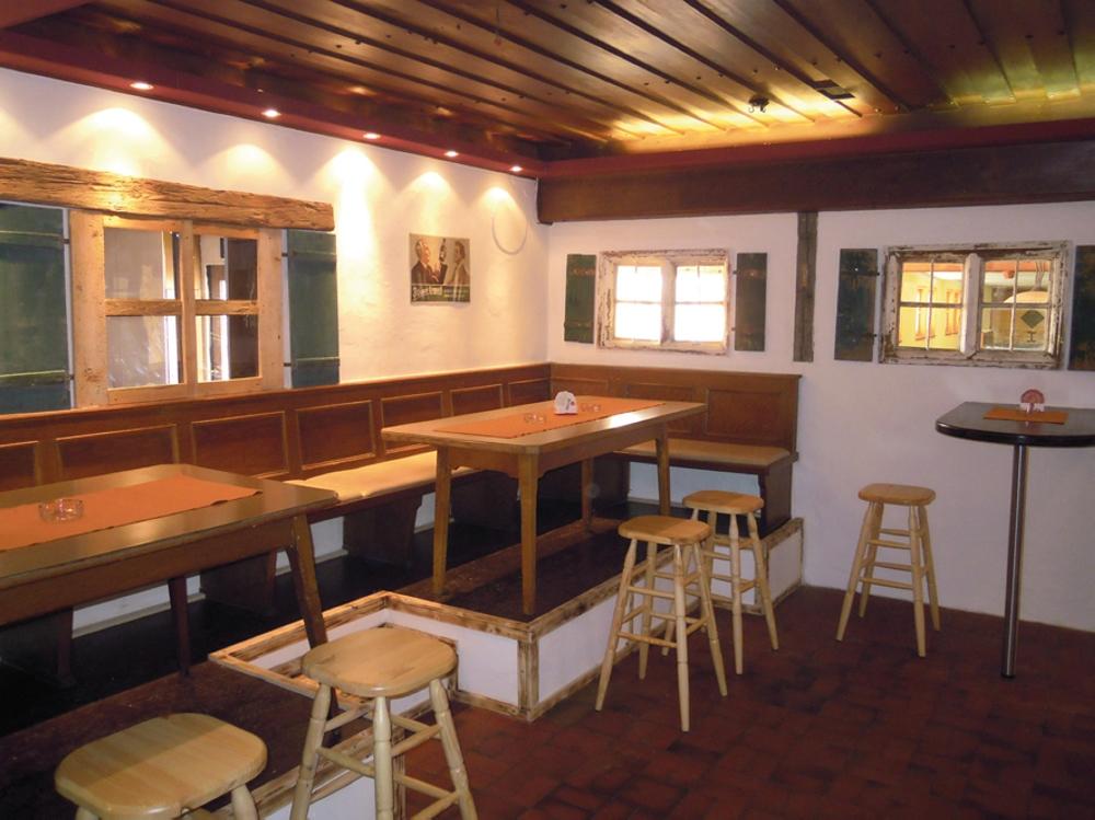 Ambiente del bar
