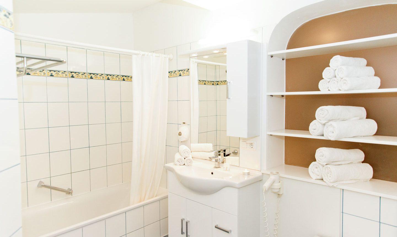 Suite Badezimmer